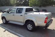 Алюминиевая крышка Toyota Hilux,  крышка Тойота Хайлюкс